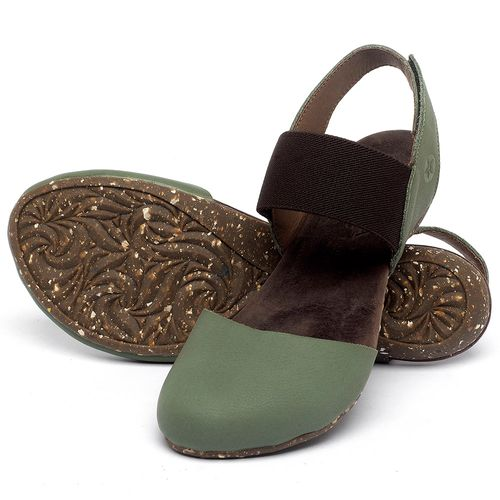Laranja_Lima_Shoes_Sapatos_Femininos_Sapatilha_Alternativa_em_Couro_Verde_-_Codigo_-_148027_2