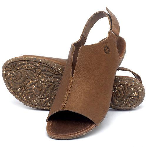 Laranja_Lima_Shoes_Sapatos_Femininos_Sandalia_Rasteira_Flat_em_Couro_Caramelo_-_Codigo_-_148029_2