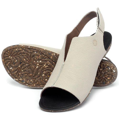 Laranja_Lima_Shoes_Sapatos_Femininos_Sandalia_Rasteira_Flat_em_Couro_Off-White_-_Codigo_-_148029_2
