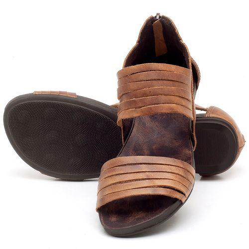 Laranja_Lima_Shoes_Sapatos_Femininos_Sandalia_Rasteira_Flat_em_Couro_Marrom_-_Codigo_-_137190_2