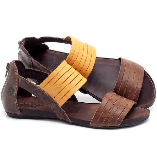 Laranja_Lima_Shoes_Sapatos_Femininos_Sandalia_Rasteira_Flat_em_Couro_Amarelo_-_Codigo_-_137190_1
