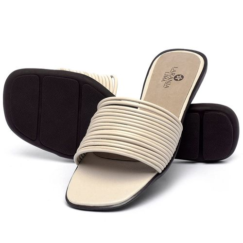 Laranja_Lima_Shoes_Sapatos_Femininos_Sandalia_Rasteira_Flat_em_Couro_Off-White_-_Codigo_-_9480_2