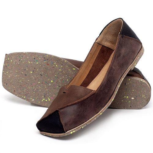 Laranja_Lima_Shoes_Sapatos_Femininos_Sapatilha_Bico_Quadrado_em_Couro_Marrom_-_Codigo_-_145039_2