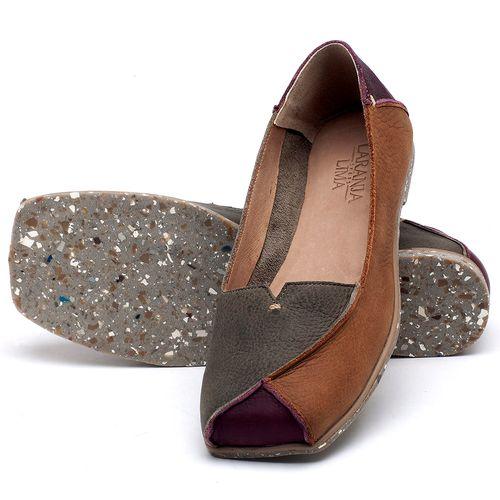 Laranja_Lima_Shoes_Sapatos_Femininos_Sapatilha_Bico_Quadrado_em_Couro_Roxo_-_Codigo_-_145039_2