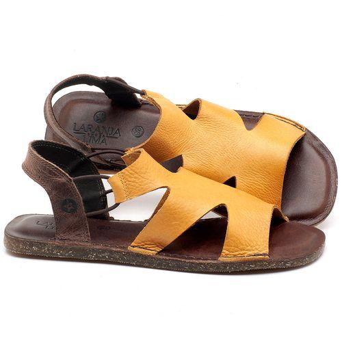 Laranja_Lima_Shoes_Sapatos_Femininos_Sandalia_Rasteira_Flat_em_Couro_Amarelo_-_Codigo_-_141110_1