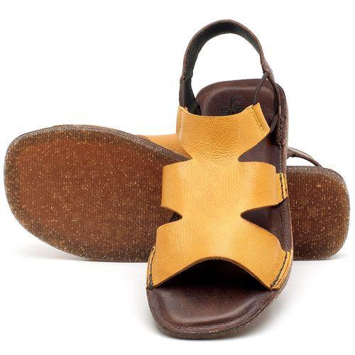 Laranja_Lima_Shoes_Sapatos_Femininos_Sandalia_Rasteira_Flat_em_Couro_Amarelo_-_Codigo_-_141110_2