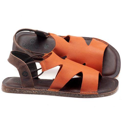 Laranja_Lima_Shoes_Sapatos_Femininos_Sandalia_Rasteira_Flat_em_Couro_Laranja_-_Codigo_-_141110_1