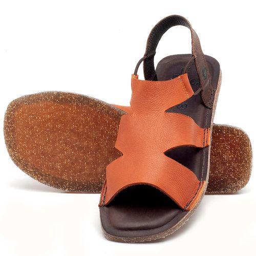 Laranja_Lima_Shoes_Sapatos_Femininos_Sandalia_Rasteira_Flat_em_Couro_Laranja_-_Codigo_-_141110_2