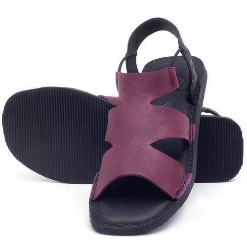 Laranja_Lima_Shoes_Sapatos_Femininos_Sandalia_Rasteira_Flat_em_Couro_Roxo_-_Codigo_-_141110_2