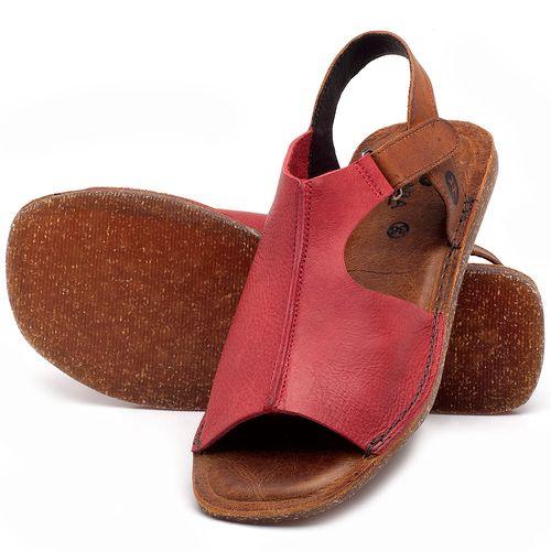 Laranja_Lima_Shoes_Sapatos_Femininos_Sandalia_Rasteira_Flat_em_Couro_Vermelho_-_Codigo_-_141111_2