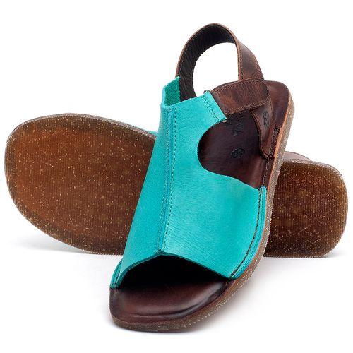 Laranja_Lima_Shoes_Sapatos_Femininos_Sandalia_Rasteira_Flat_em_Couro_Azul_-_Codigo_-_141111_2