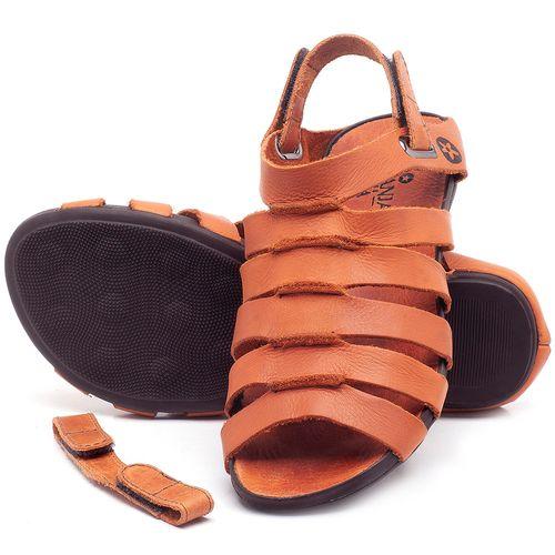 Laranja_Lima_Shoes_Sapatos_Femininos_Sandalia_Rasteira_Flat_em_Couro_Laranja_-_Codigo_-_137196_2