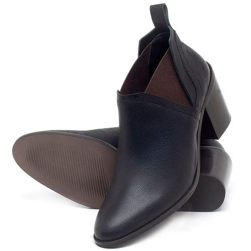 Laranja_Lima_Shoes_Sapatos_Femininos_Bota_Cano_Curto_Salto_de_75_cm_em_Couro_Preto_-_Codigo_-_56194_2