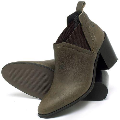 Laranja_Lima_Shoes_Sapatos_Femininos_Bota_Cano_Curto_Salto_de_75_cm_em_Couro_Verde_-_Codigo_-_56194_2