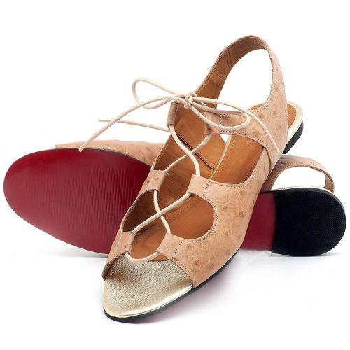 Laranja_Lima_Shoes_Sapatos_Femininos_Sandalia_Rasteira_Flat_em_Couro_Animal_Print_-_Codigo_-_56173_2