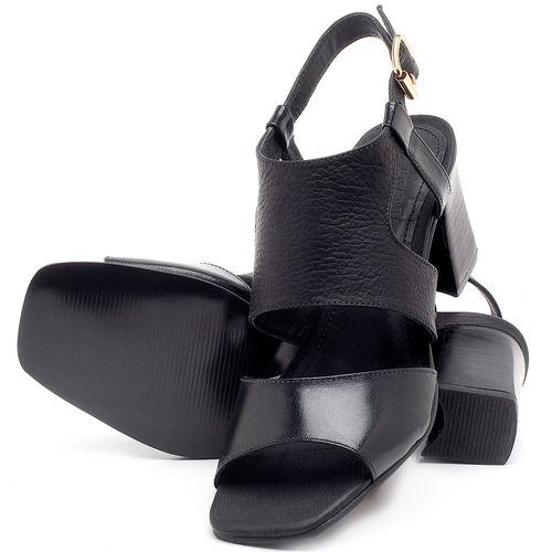 Laranja_Lima_Shoes_Sapatos_Femininos_Sandalia_Laranja_Lima_Shoes_Classic_Salto_de_6_cm_em_Couro_Preto_-_Codigo_-_56179_2