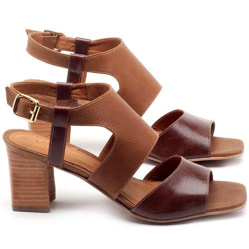 Laranja_Lima_Shoes_Sapatos_Femininos_Sandalia_Laranja_Lima_Shoes_Classic_Salto_de_6_cm_em_Couro_Caramelo_-_Codigo_-_56179_1