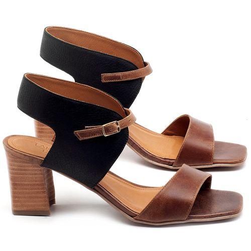 Laranja_Lima_Shoes_Sapatos_Femininos_Sandalia_Laranja_Lima_Shoes_Classic_Salto_de_6_cm_em_Couro_Bicolor_-_Codigo_-_56180_1