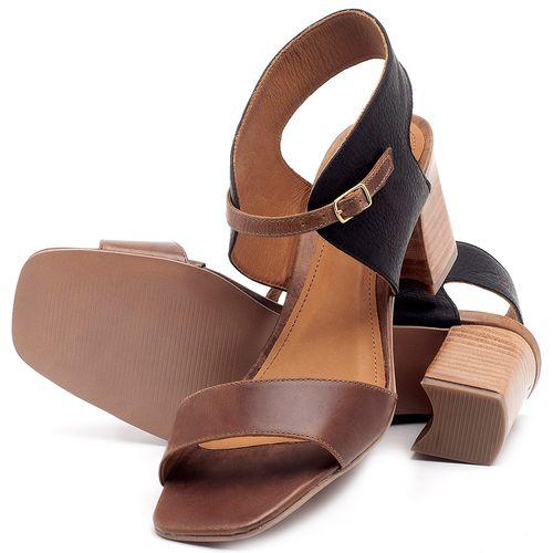 Laranja_Lima_Shoes_Sapatos_Femininos_Sandalia_Laranja_Lima_Shoes_Classic_Salto_de_6_cm_em_Couro_Bicolor_-_Codigo_-_56180_2