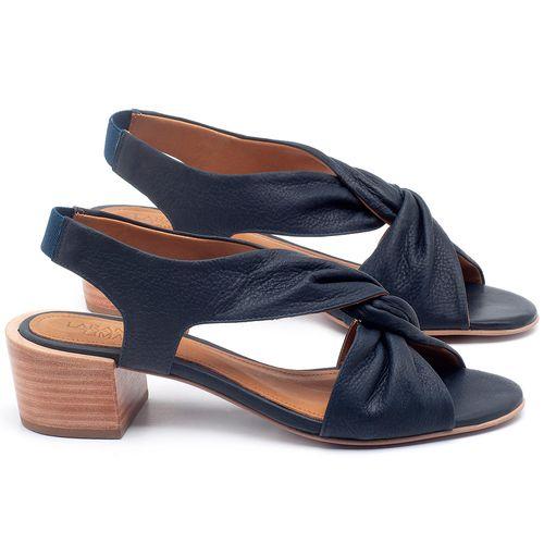 Laranja_Lima_Shoes_Sapatos_Femininos_Sandalia_Laranja_Lima_Shoes_Classic_Salto_de_5_cm_em_Couro_Marinho_-_Codigo_-_56177_1