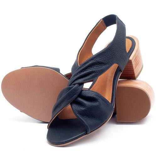 Laranja_Lima_Shoes_Sapatos_Femininos_Sandalia_Laranja_Lima_Shoes_Classic_Salto_de_5_cm_em_Couro_Marinho_-_Codigo_-_56177_2
