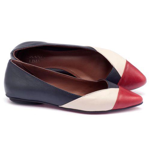 Laranja_Lima_Shoes_Sapatos_Femininos_Sapatilha_Bico_Fino_em_Couro_Colorido_-_Codigo_-_56120_1