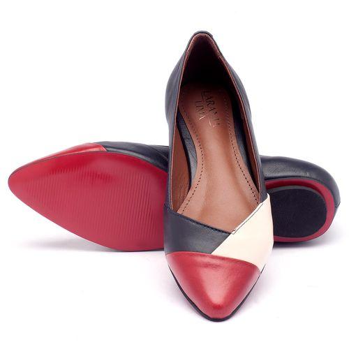 Laranja_Lima_Shoes_Sapatos_Femininos_Sapatilha_Bico_Fino_em_Couro_Colorido_-_Codigo_-_56120_2
