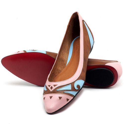 Laranja_Lima_Shoes_Sapatos_Femininos_Sapatilha_Bico_Fino_em_Couro_Colorido_-_Codigo_-_56175_2