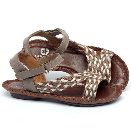 Laranja_Lima_Shoes_Sapatos_Femininos_Sandalia_Rasteira_Flat_em_Couro_Fendi_-_Codigo_-_136002_1