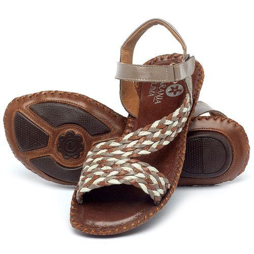 Laranja_Lima_Shoes_Sapatos_Femininos_Sandalia_Rasteira_Flat_em_Couro_Fendi_-_Codigo_-_136002_2