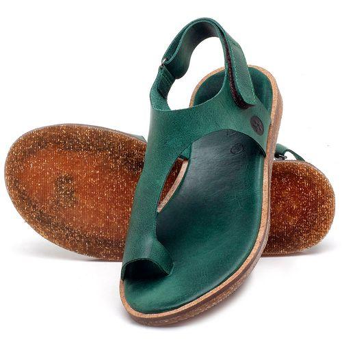 Laranja_Lima_Shoes_Sapatos_Femininos_Sandalia_Rasteira_Flat_em_Couro_Verde_-_Codigo_-_141102_2