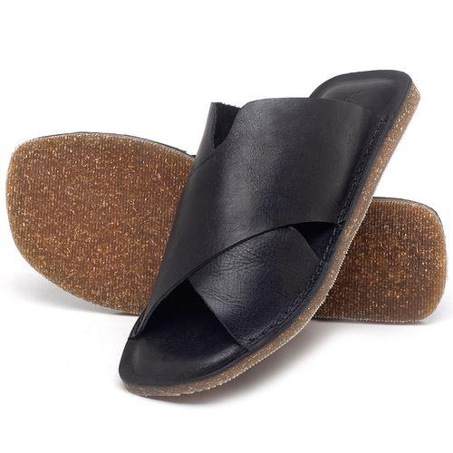 Laranja_Lima_Shoes_Sapatos_Femininos_Sandalia_Rasteira_Flat_em_Couro_Preto_-_Codigo_-_141155_2