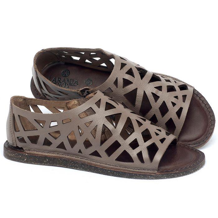 Laranja_Lima_Shoes_Sapatos_Femininos_Sandalia_Rasteira_Flat_em_Couro_Fendi_-_Codigo_-_141160_1