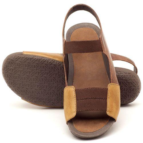 Laranja_Lima_Shoes_Sapatos_Femininos_Sandalia_Rasteira_Flat_em_Couro_Marrom_-_Codigo_-_56142_2