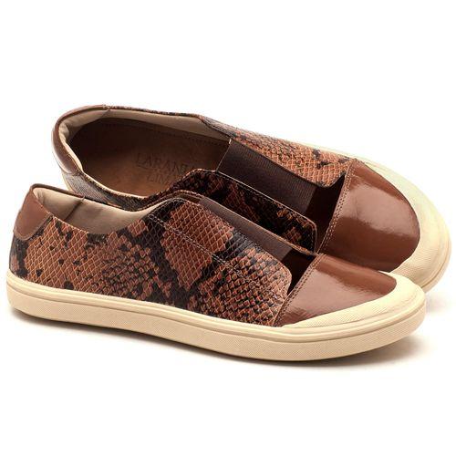 Laranja_Lima_Shoes_Sapatos_Femininos_Tenis_Cano_Baixo_em_Couro_Animal_Print_-_Codigo_-_56167_1