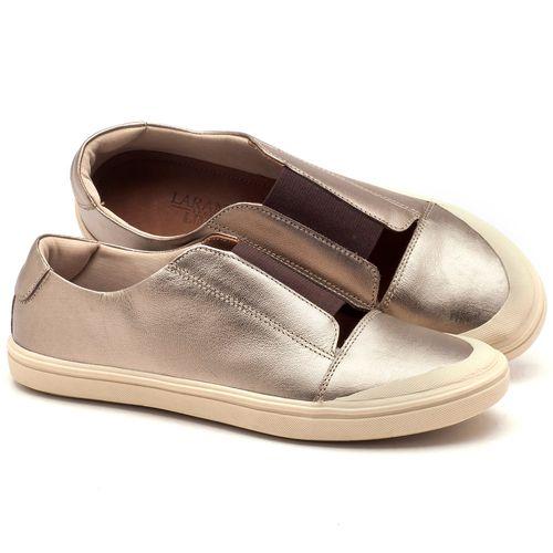 Laranja_Lima_Shoes_Sapatos_Femininos_Tenis_Cano_Baixo_em_Couro_Metalizado_-_Codigo_-_56167_1
