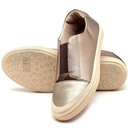 Laranja_Lima_Shoes_Sapatos_Femininos_Tenis_Cano_Baixo_em_Couro_Metalizado_-_Codigo_-_56167_2