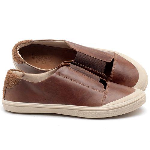 Laranja_Lima_Shoes_Sapatos_Femininos_Tenis_Cano_Baixo_em_Couro_Caramelo_-_Codigo_-_56167_1
