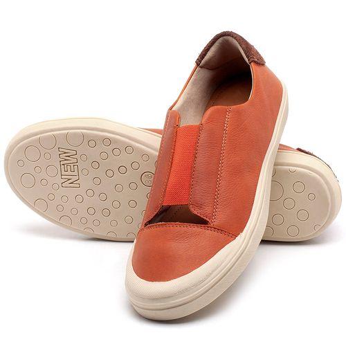 Laranja_Lima_Shoes_Sapatos_Femininos_Tenis_Cano_Baixo_em_Couro_Laranja_-_Codigo_-_56167_2