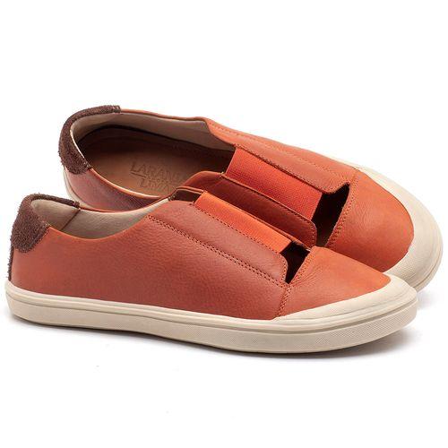 Laranja_Lima_Shoes_Sapatos_Femininos_Tenis_Cano_Baixo_em_Couro_Laranja_-_Codigo_-_56167_1