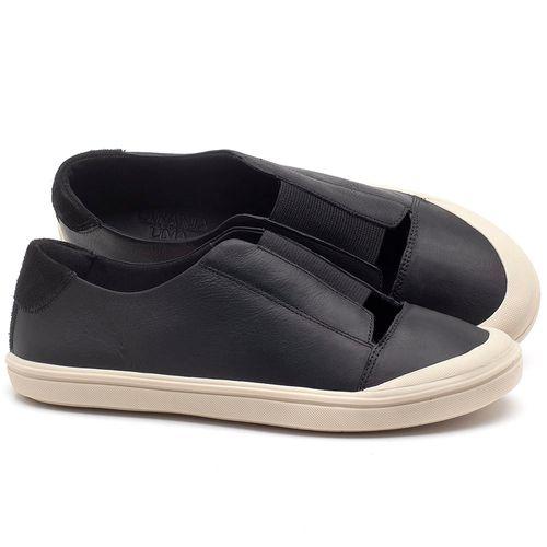Laranja_Lima_Shoes_Sapatos_Femininos_Tenis_Cano_Baixo_em_Couro_Preto_-_Codigo_-_56167_1
