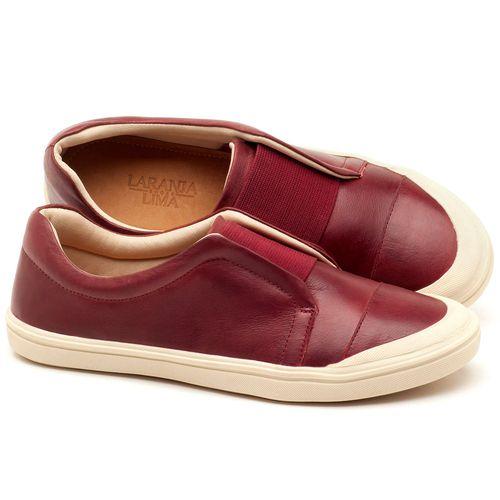 Laranja_Lima_Shoes_Sapatos_Femininos_Tenis_Cano_Baixo_em_Couro_Vermelho_-_Codigo_-_56172_1