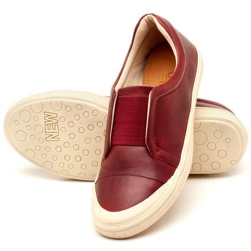 Laranja_Lima_Shoes_Sapatos_Femininos_Tenis_Cano_Baixo_em_Couro_Vermelho_-_Codigo_-_56172_2
