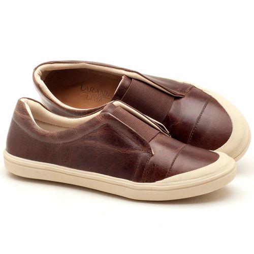 Laranja_Lima_Shoes_Sapatos_Femininos_Tenis_Cano_Baixo_em_Couro_Marrom_-_Codigo_-_56172_1