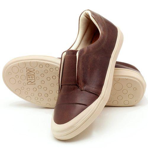 Laranja_Lima_Shoes_Sapatos_Femininos_Tenis_Cano_Baixo_em_Couro_Marrom_-_Codigo_-_56172_2