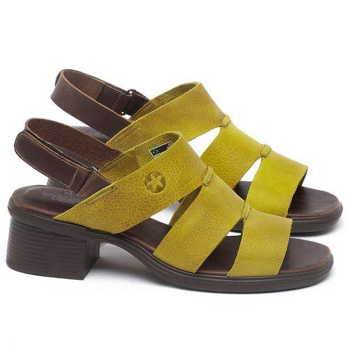 Laranja_Lima_Shoes_Sapatos_Femininos_Sandalia_Laranja_Lima_Shoes_Classic_Salto_de_5_cm_em_Couro_Amarelo_-_Codigo_-_139042_1