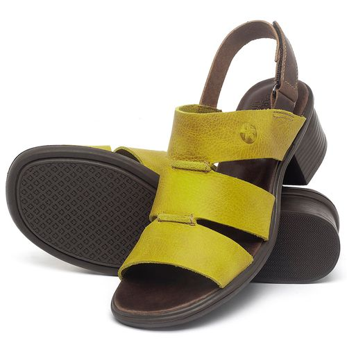 Laranja_Lima_Shoes_Sapatos_Femininos_Sandalia_Laranja_Lima_Shoes_Classic_Salto_de_5_cm_em_Couro_Amarelo_-_Codigo_-_139042_2
