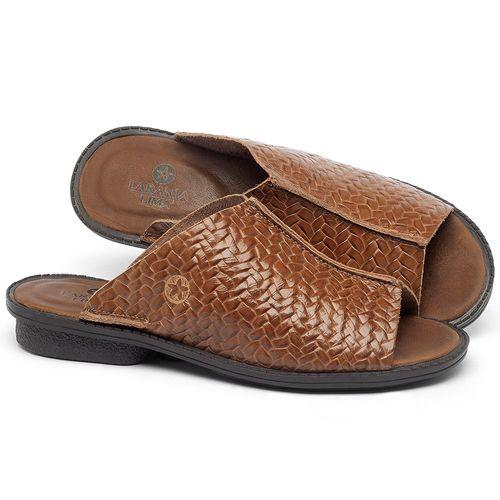 Laranja_Lima_Shoes_Sapatos_Femininos_Sandalia_Rasteira_Flat_em_Couro_Caramelo_-_Codigo_-_139043_1