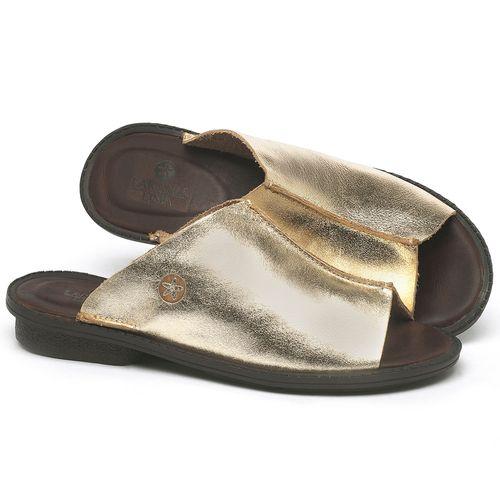 Laranja_Lima_Shoes_Sapatos_Femininos_Sandalia_Rasteira_Flat_em_Couro_Metalizado_-_Codigo_-_139043_1
