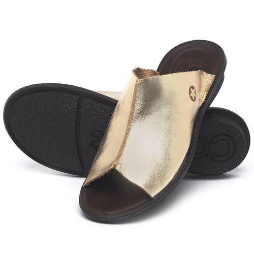 Laranja_Lima_Shoes_Sapatos_Femininos_Sandalia_Rasteira_Flat_em_Couro_Metalizado_-_Codigo_-_139043_2